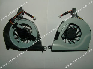 fan Toshiba Satellite L650, L650D, L655, L655D